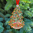 2019 Mount Vernon Christmas Ornament