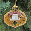 2019 Official Supreme Court Tear Drop Ornament