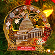 2019 Congressional Holiday Ornament