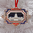 2019 Marble We the People Ornament