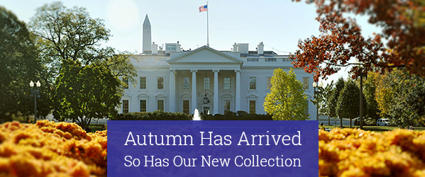 Autumn has arrived, So has our new collection