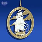 The US Flagship Niagara Ornament