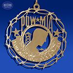 POW-MIA Ornament