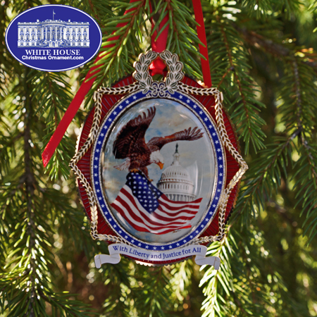 The Pledge of Allegiance Ornament