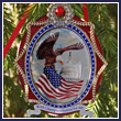 The Pledge of Allegiance Ornament