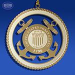 The US Coast Guard Insignia Ornament